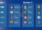 Los internautas piden el Basilea en los octavos de Champions