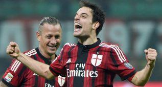 El Milán gana al Nápoles y se acerca al tercer puesto