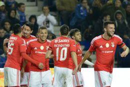 El brasileño Lima da la victoria del clásico al Benfica en Oporto