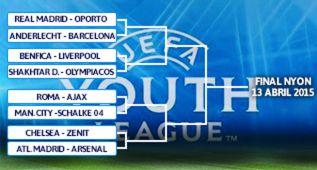 Posible Clásico de Juveniles en los cuartos de la Youth League
