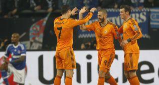 El Schalke fija los precios para ver al Madrid: de 13 a 78 euros
