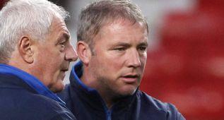 Dimite el técnico Ally McCoist, entrenador del Rangers escocés