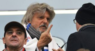 Castigo a Ferrero por palabras racistas sobre Thorir, del Inter