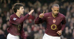 """Fábregas: """"Henry es de los mejores con los que he jugado"""""""
