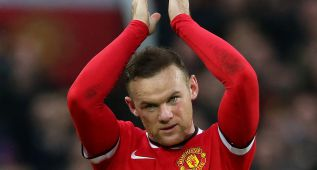 """Rooney: """"De Gea es el mejor portero que hay en el mundo"""""""