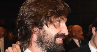 Andrea Pirlo, mejor jugador de Italia por tercer año consecutivo
