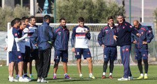 San Lorenzo completa su último entrenamiento con el 11 decidido