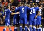 Hazard, Filipe Luis y Schürrle dejan al Chelsea en semifinales