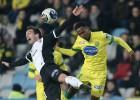 Nantes y Bastia logran su pase a cuartos en la prórroga