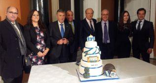 El Recreativo de Huelva celebró ayer sus 125 años de historia