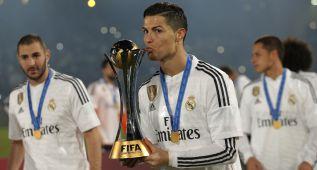 Cristiano ha sido elegido mejor jugador del año para Placar