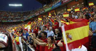 El España-Ucrania de marzo se jugará en el Sánchez Pizjuán