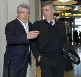 La Federación financió al Atleti con once millones de euros