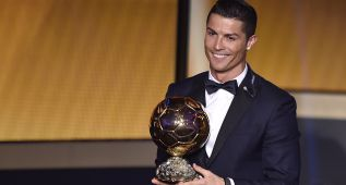 Cristiano, Balón de Oro 2014