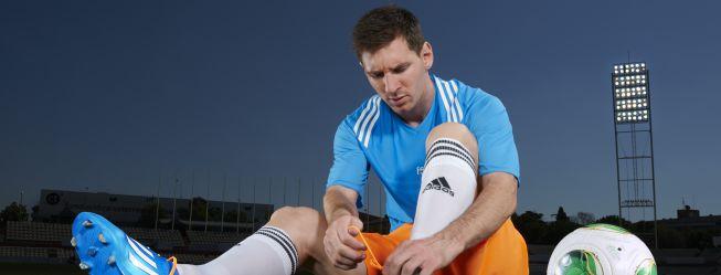 Adidas prefiere a Messi en otro club, según un informe interno