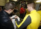 Reus vuelve a jugar en Alicante y ya firma camisetas del Madrid