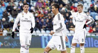 Campeón de invierno: Cristiano participó en el 59% de los goles