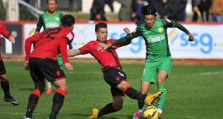 El Mallorca derrota al Beijing Guoan de Gregorio Manzano