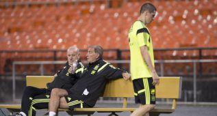 """Del Bosque abre la puerta a Torres: """"Su vuelta nos beneficia"""""""