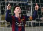 Messi le quita otro récord al legendario Zarra: 77 dobletes