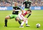 El Ajax no puede con el Feyenoord y se aleja del PSV