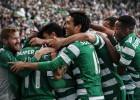 El Sporting de Lisboa vence y se afianza en la tercera posición