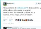 Competición afronta otro caso Cristiano: Fariña agredió a Rico