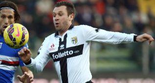 Cassano rescinde su contrato con el Parma por impagos