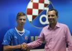 El Dinamo de Zagreb se lleva a Dani Olmo, juvenil del Barça