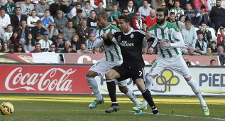 Este es el penalti que reclamó Cristiano antes de su expulsión