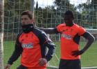 El Granada prepara el partido ante el Elche en Marbella