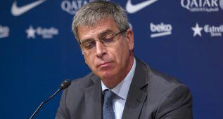 Mestre dimite por el asunto FIFA; Bartomeu no se lo acepta