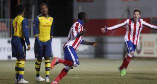 Amath mete al Atleti en cuartos con un gol a los 43 segundos