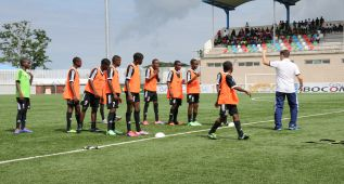 Canosport: la primera escuela de fútbol de Guinea Ecuatorial