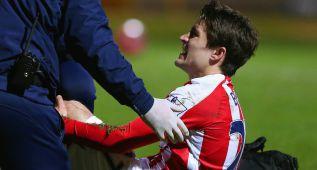 Bojan se rompe el cruzado: no jugará más esta temporada