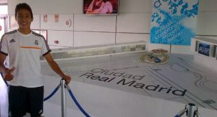 El Madrid cita hoy al padre del venezolano Manuel Godoy