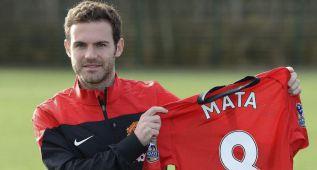 """Mata: """"El Manchester tiene que volver a la Champions"""""""