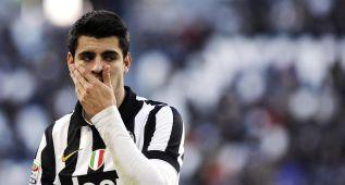 Morata manda a la Juventus a las semifinales de la Copa