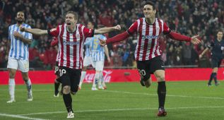 Aduriz lleva al Athletic a 'semis'