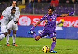 Cuadrado se marcha al Chelsea; Salah llega cedido a la 'Fiore'