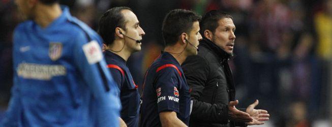 """El Atlético defiende a Simeone: """"No vamos a permitir falsedades"""""""