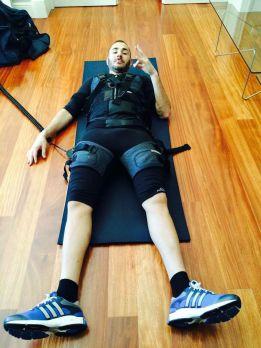 El secreto de Karim Benzema es un chaleco adelgazante