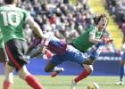Iturraspe, baja ante al Barça por una distensión en la rodilla