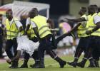 Incidentes: el centro de Malabo sufrió la ira de los exaltados