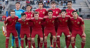 España gana la Copa del Atlántico Juvenil a Portugal