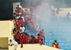 Guinea culpa a la CAF y al árbitro de los incidentes
