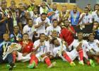 Los penaltis dan a Congo el tercer puesto ante Guinea