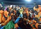 Costa de Marfil, campeón de África gracias a Barry Copa