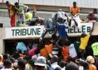 Un millón de personas reciben a Costa de Marfil en las calles