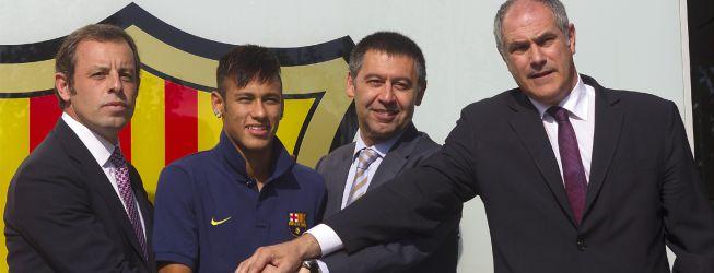 Neymar tendrá que declarar en Brasil por la denuncia de DIS